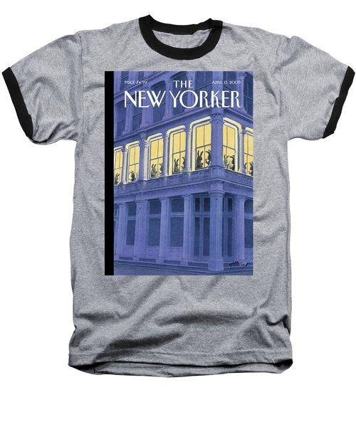 New Yorker April 13th, 2009 Baseball T-Shirt