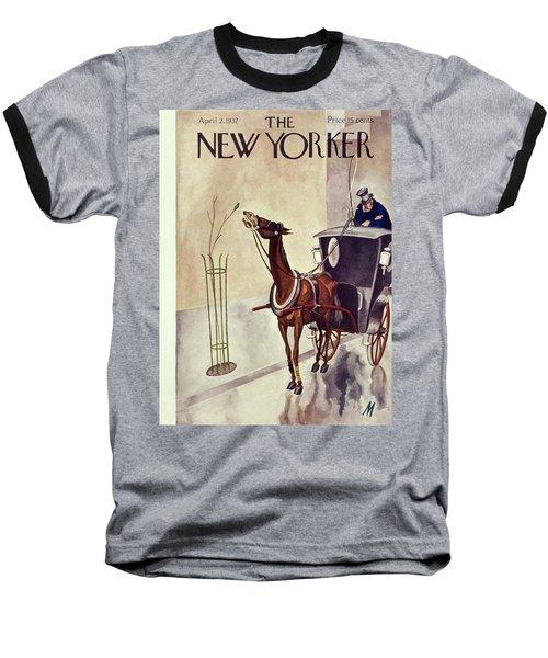 New Yorker April 2 1932 Baseball T-Shirt