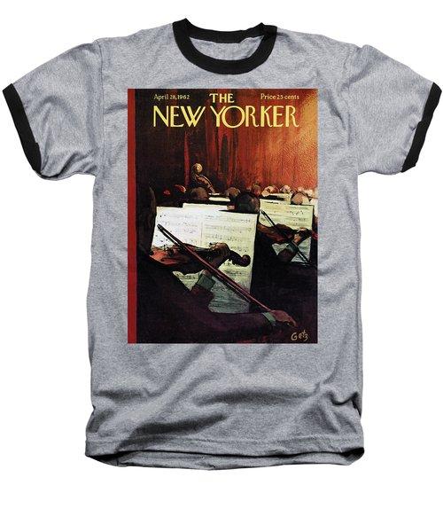 New Yorker April 28th, 1962 Baseball T-Shirt