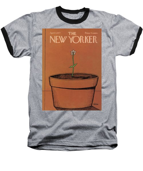 New Yorker April 4th, 1977 Baseball T-Shirt