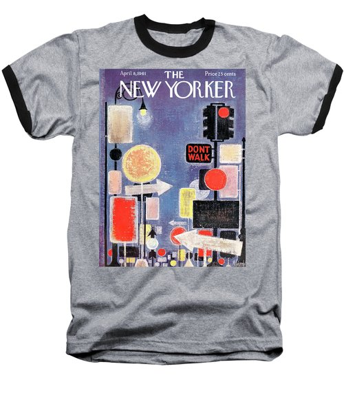 New Yorker April 8th, 1961 Baseball T-Shirt