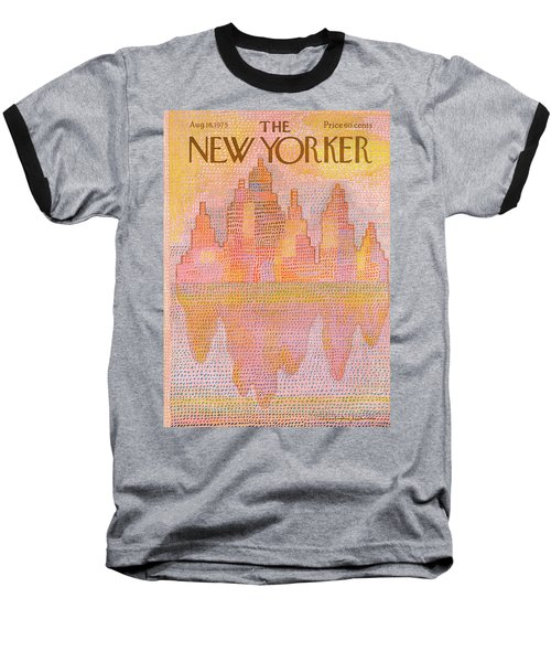 New Yorker August 18th, 1975 Baseball T-Shirt
