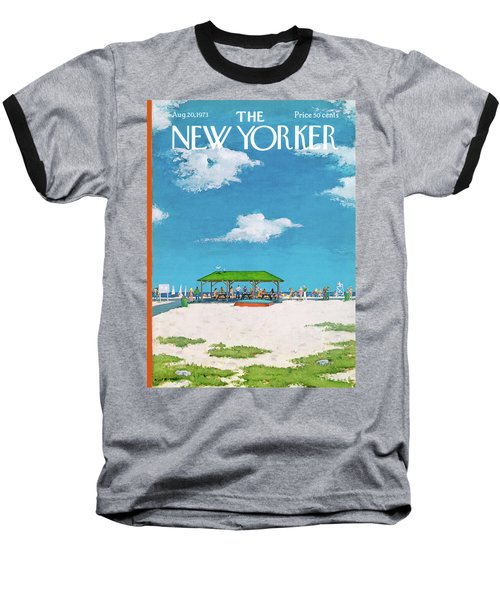 New Yorker August 20th, 1973 Baseball T-Shirt