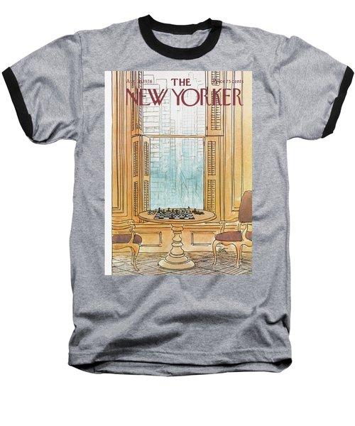 New Yorker August 30th, 1976 Baseball T-Shirt