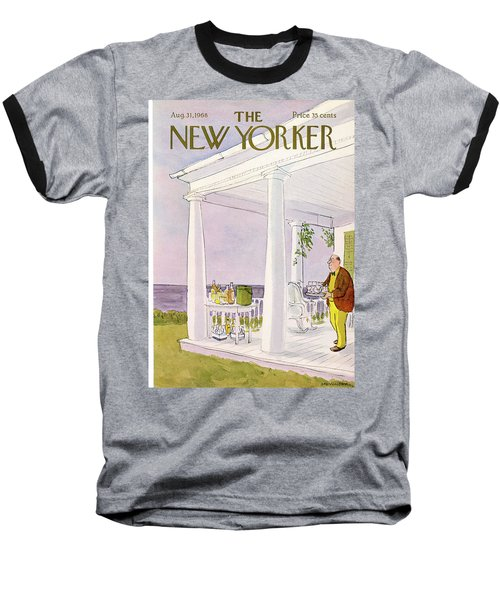 New Yorker August 31st, 1968 Baseball T-Shirt