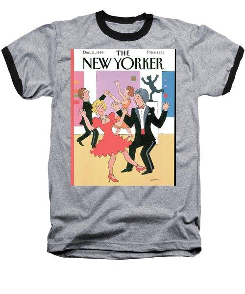 New Yorker December 11th, 1989 Baseball T-Shirt