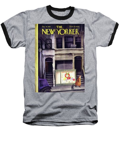 New Yorker December 16 1939 Baseball T-Shirt
