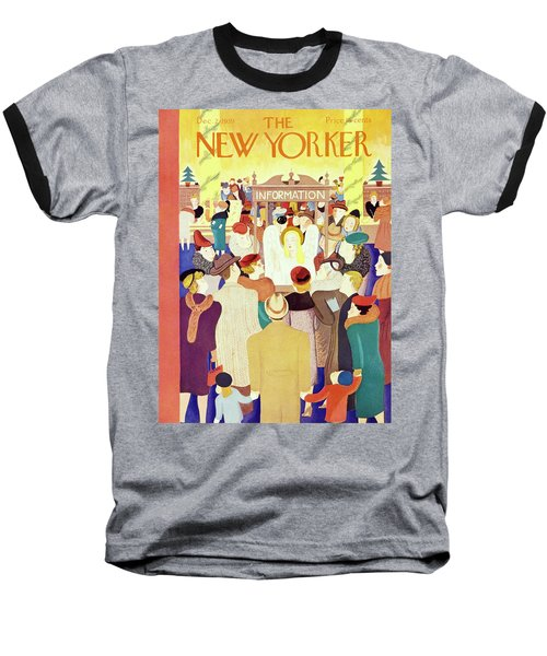 New Yorker December 2 1939 Baseball T-Shirt