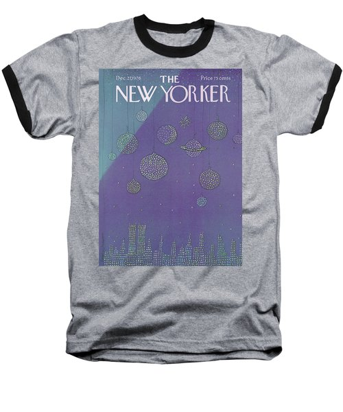 New Yorker December 27th, 1976 Baseball T-Shirt