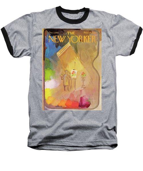 New Yorker December 2nd, 1967 Baseball T-Shirt