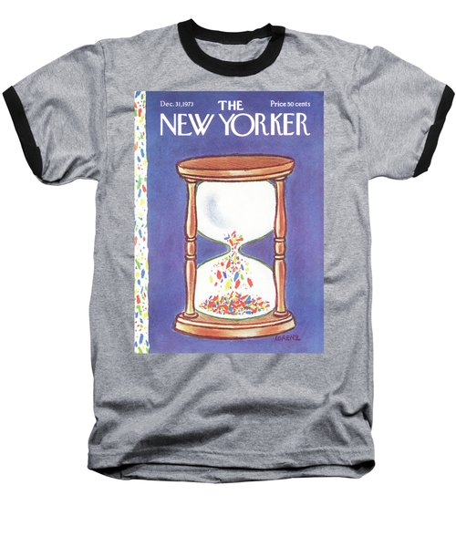 New Yorker December 31st, 1973 Baseball T-Shirt