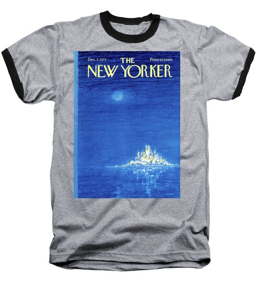 New Yorker December 3rd, 1973 Baseball T-Shirt