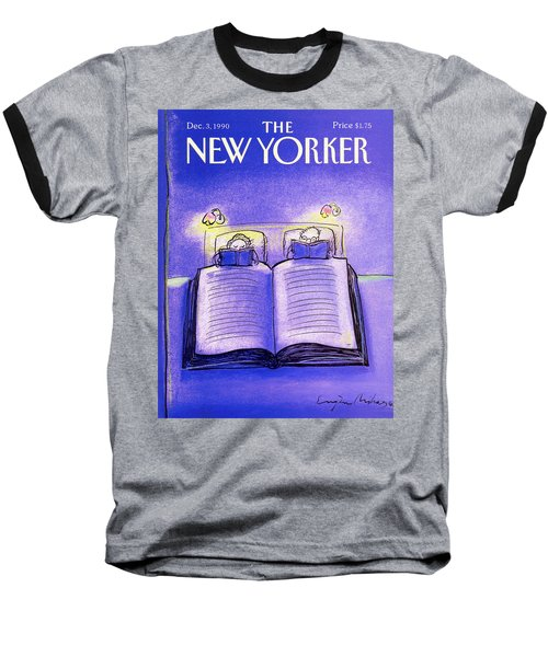 New Yorker December 3rd, 1990 Baseball T-Shirt
