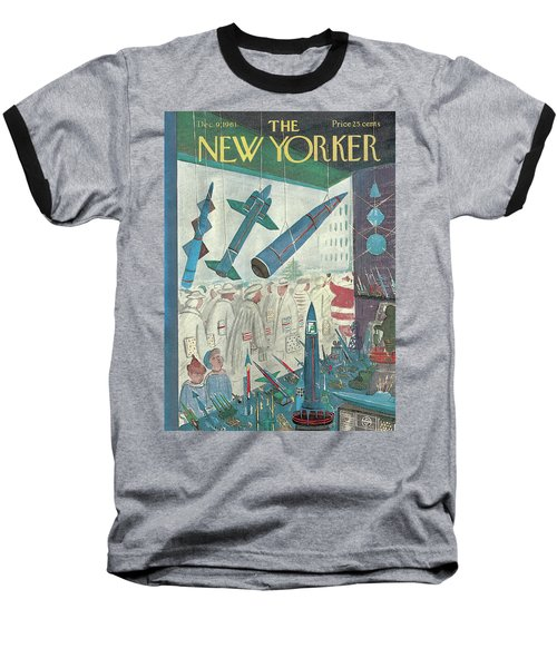 New Yorker December 9th, 1961 Baseball T-Shirt