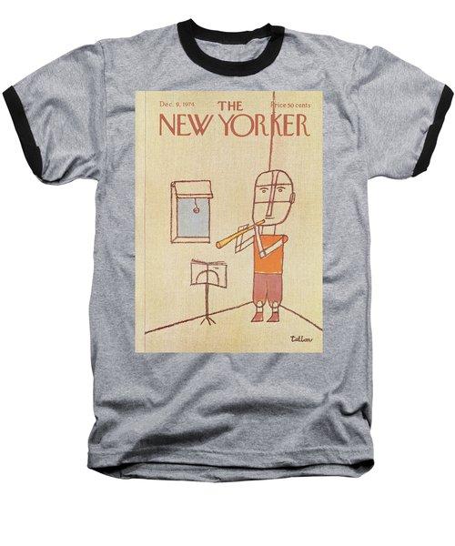 New Yorker December 9th, 1974 Baseball T-Shirt