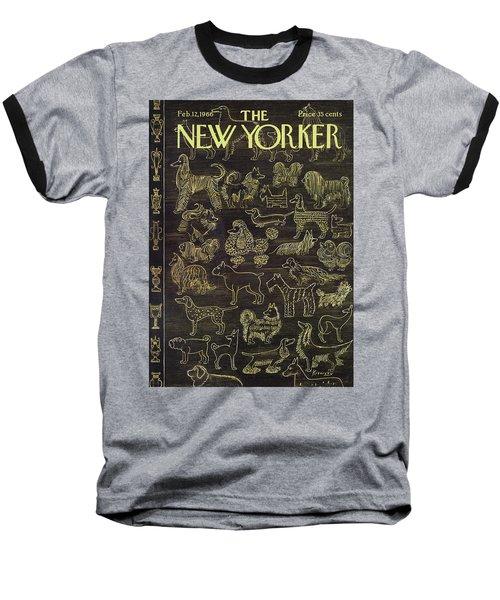 New Yorker February 12th, 1966 Baseball T-Shirt