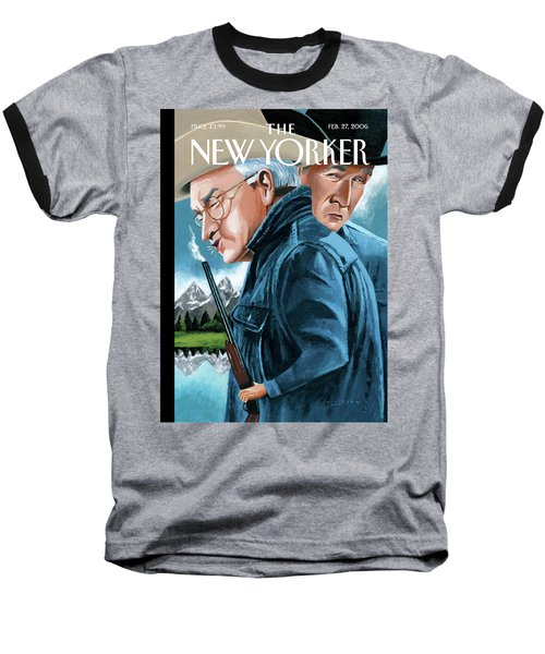 New Yorker February 27th, 2006 Baseball T-Shirt