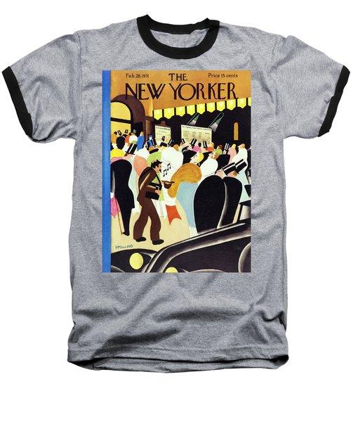 New Yorker February 28 1931 Baseball T-Shirt