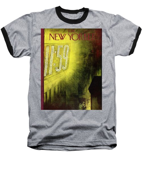 New Yorker January 1st, 1955 Baseball T-Shirt