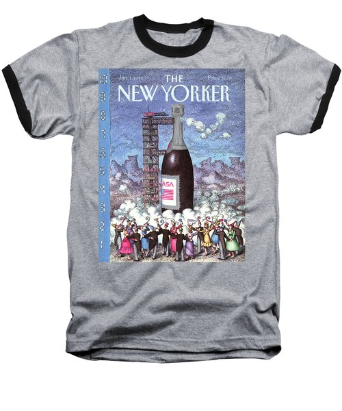 New Yorker January 1st, 1990 Baseball T-Shirt
