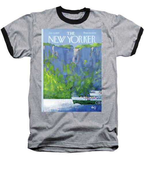 New Yorker July 12th, 1969 Baseball T-Shirt
