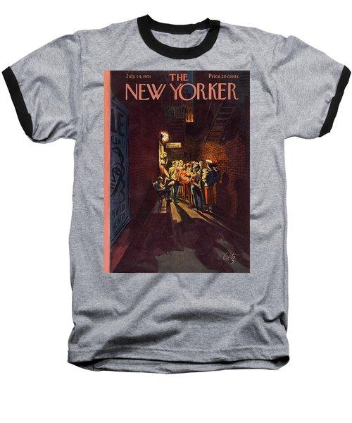 New Yorker July 14th, 1951 Baseball T-Shirt