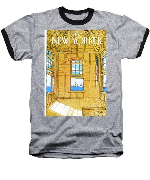 New Yorker July 2nd, 1979 Baseball T-Shirt