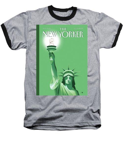 New Yorker July 2nd, 2007 Baseball T-Shirt