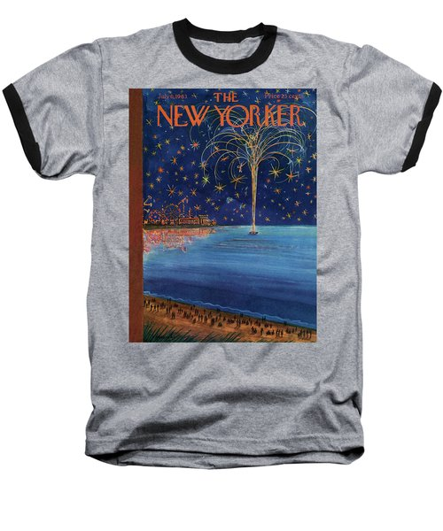 New Yorker July 6th, 1963 Baseball T-Shirt