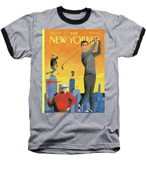 New Yorker June 10th, 1996 Baseball T-Shirt