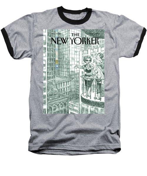 New Yorker June 11th, 2001 Baseball T-Shirt