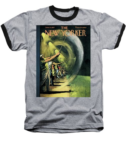New Yorker June 15th, 1957 Baseball T-Shirt