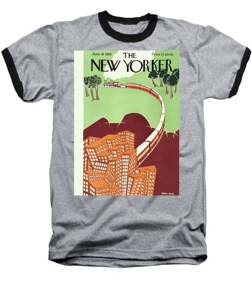 New Yorker June 19 1926 Baseball T-Shirt