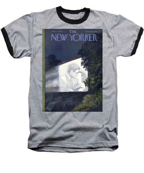 New Yorker June 19th, 1954 Baseball T-Shirt