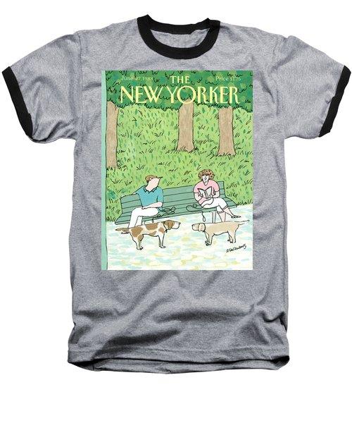 New Yorker June 27th, 1988 Baseball T-Shirt