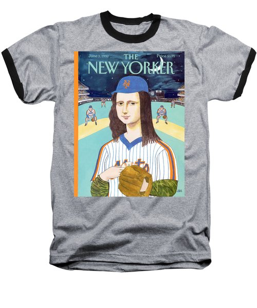 New Yorker June 3rd, 1991 Baseball T-Shirt