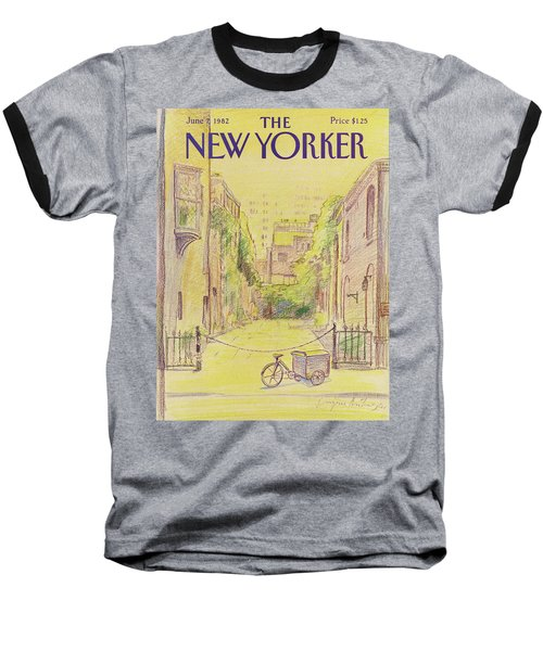 New Yorker June 7th, 1982 Baseball T-Shirt