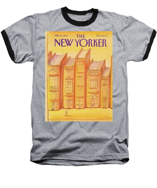 New Yorker March 15th, 1982 Baseball T-Shirt