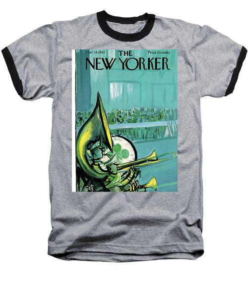 New Yorker March 18th, 1961 Baseball T-Shirt