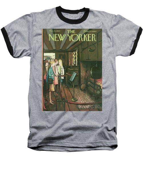 New Yorker March 23rd, 1963 Baseball T-Shirt
