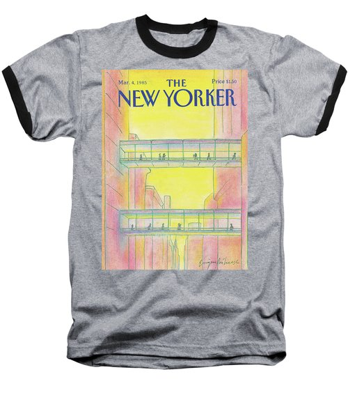 New Yorker March 4th, 1985 Baseball T-Shirt