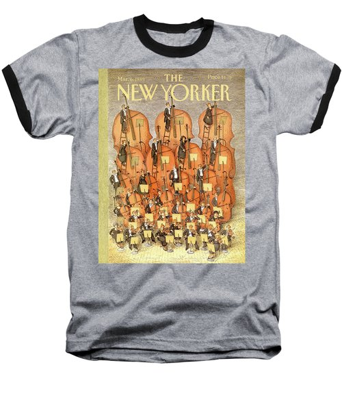 New Yorker March 6th, 1989 Baseball T-Shirt