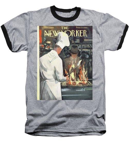New Yorker March 7th, 1959 Baseball T-Shirt