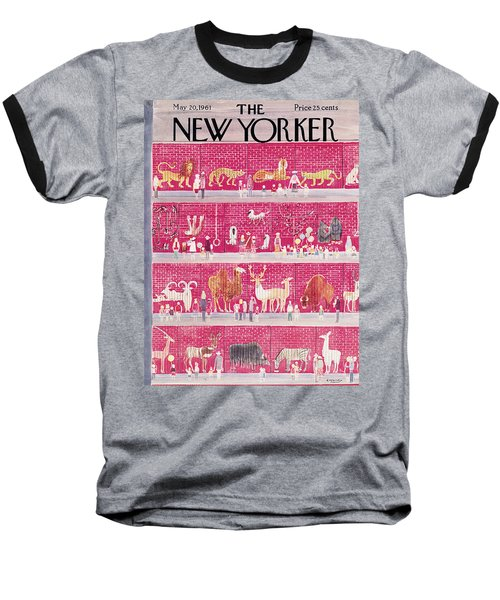 New Yorker May 20th, 1961 Baseball T-Shirt