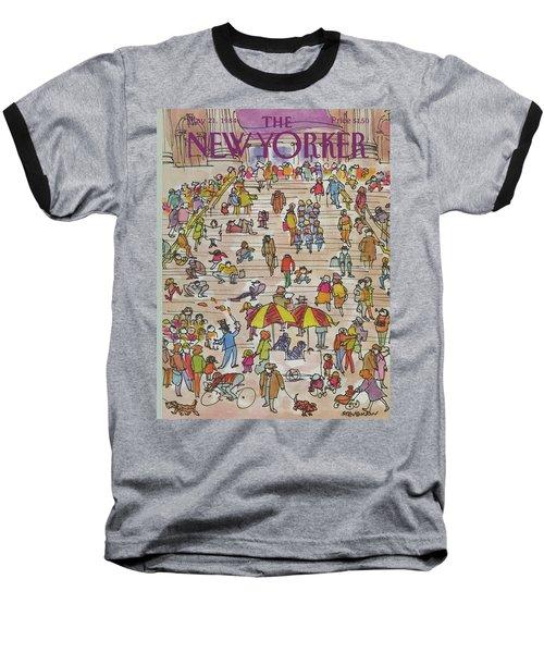 New Yorker May 21st, 1984 Baseball T-Shirt