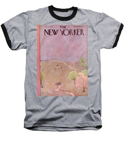 New Yorker May 6th, 1933 Baseball T-Shirt