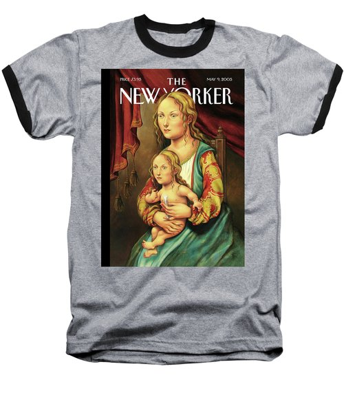 Like Mother Like Daughter Baseball T-Shirt