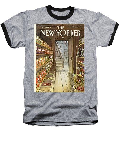New Yorker November 10th, 1980 Baseball T-Shirt