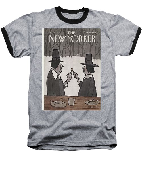 New Yorker November 25th, 1967 Baseball T-Shirt