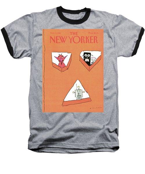 New Yorker November 2nd, 1981 Baseball T-Shirt